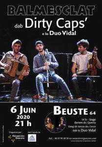 Balmesclat Quercy/Gascogne @ Beuste - Salle des fêtes