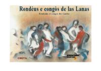 Livret « Rondèus e congòs de las Lanas »