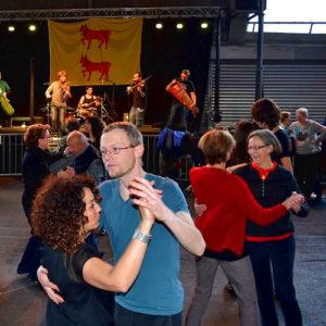 Dança tradicionau