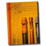 Méthode de flûte à 3 trous et de tambourin à cordes