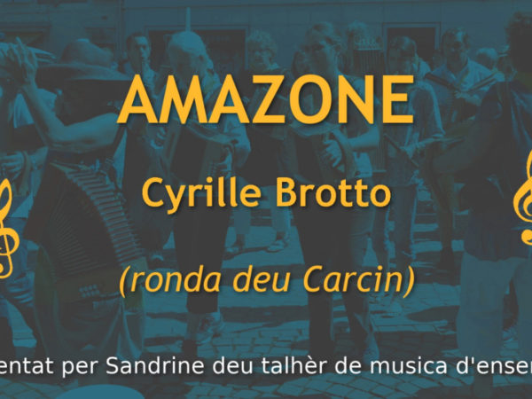 01 : Amazone